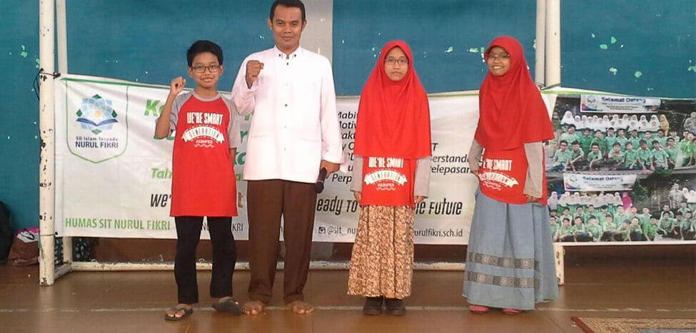 Program Hafal Quran 2/3 Juz Siswa SDIT Nurul Fikri Capai 90%