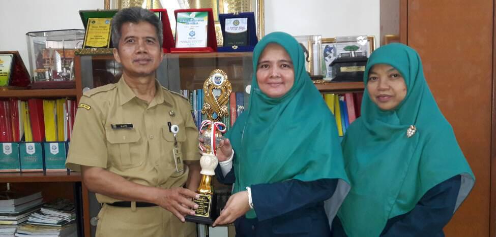 Guru SDIT NF Juara I di Olimpiade Guru Nasional 2017 Tingkat Depok
