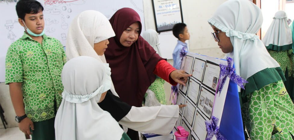 SDIT Nurul Fikri Gelar Research Expo