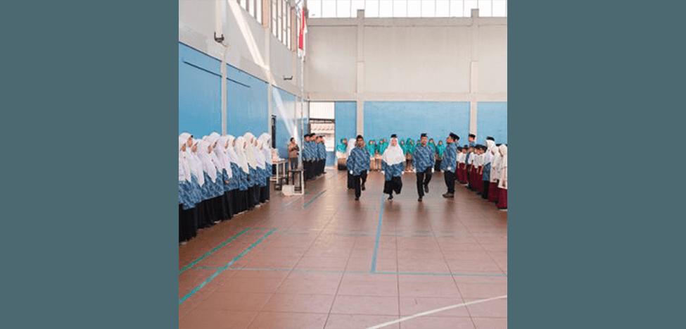 SIT Nurul Fikri Gelar Upacara Bendera 17 Agustus di Tiga Tempat